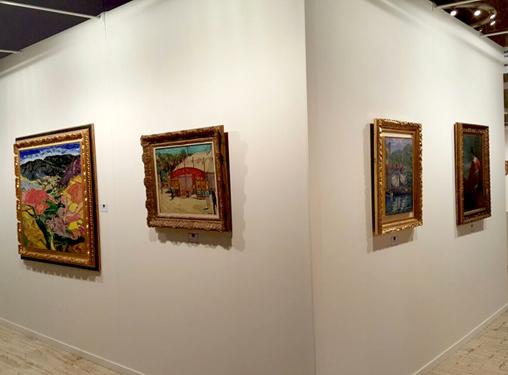 Galeria de Arte en FAMA BARCELONA 2016